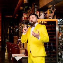 Даниил Кулинич - ведущий в Киеве - фото 2