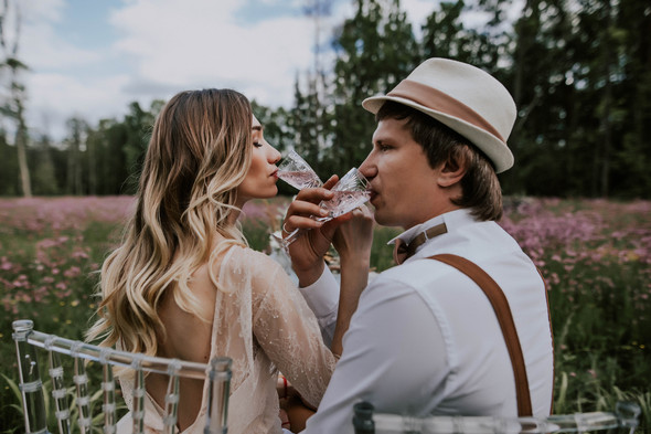 Вова и Аня, Wedding day - фото №35