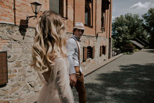 Вова и Аня, Wedding day - фото №12