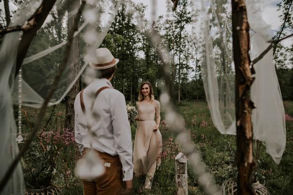Вова и Аня, Wedding day - фото №40