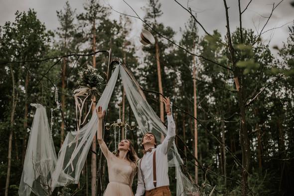 Вова и Аня, Wedding day - фото №50