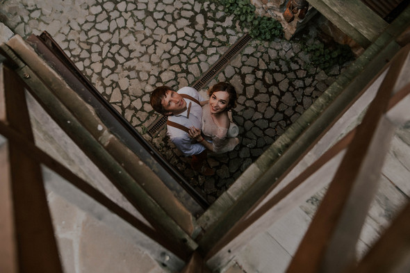 Вова и Аня, Wedding day - фото №11