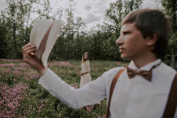 Вова и Аня, Wedding day - фото №37