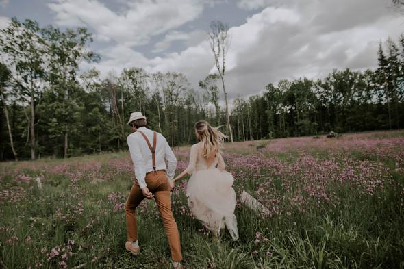 Вова и Аня, Wedding day - фото №27