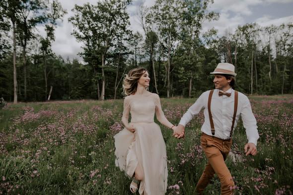 Вова и Аня, Wedding day - фото №38