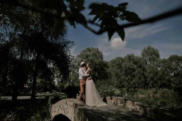 Вова и Аня, Wedding day - фото №18