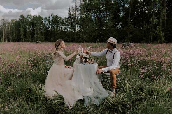 Вова и Аня, Wedding day - фото №32