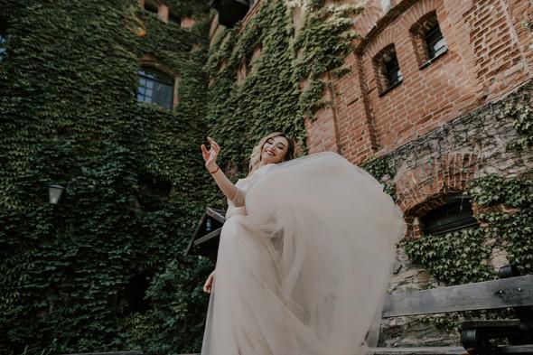 Вова и Аня, Wedding day - фото №15