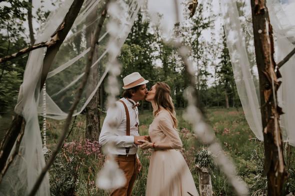 Вова и Аня, Wedding day - фото №46
