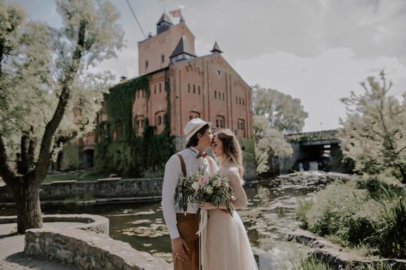 Вова и Аня, Wedding day - фото №23