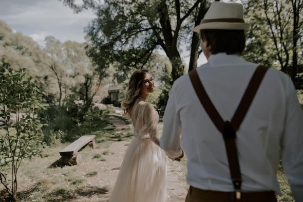 Вова и Аня, Wedding day - фото №21