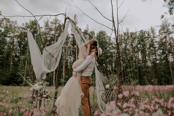 Вова и Аня, Wedding day - фото №47
