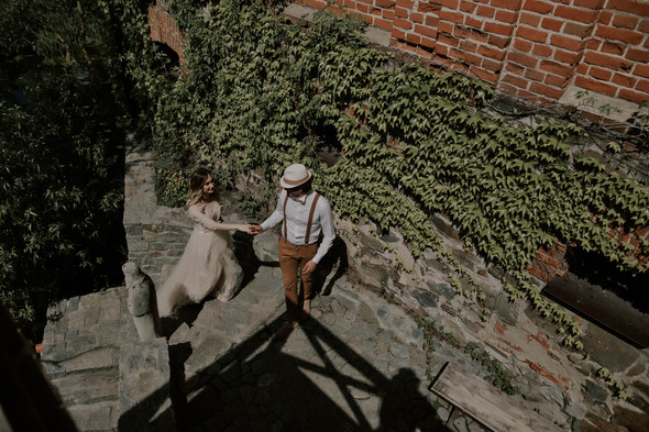 Вова и Аня, Wedding day - фото №10