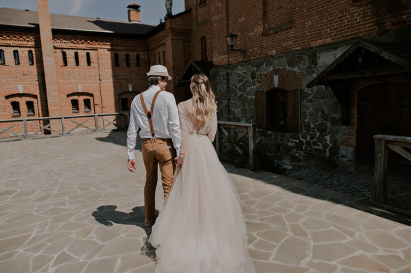 Вова и Аня, Wedding day - фото №7