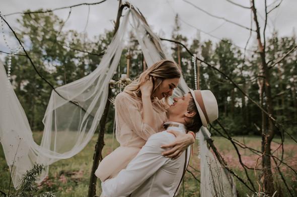 Вова и Аня, Wedding day - фото №48