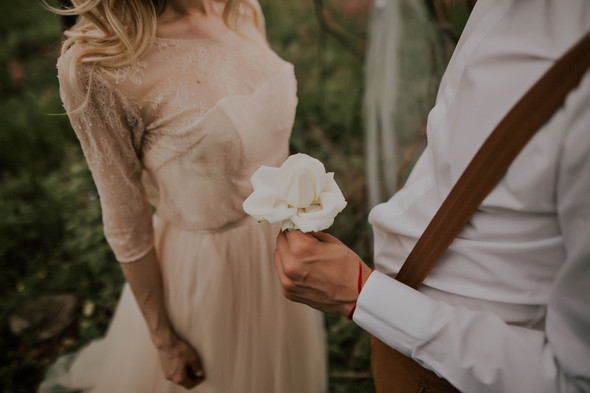 Вова и Аня, Wedding day - фото №42