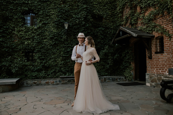 Вова и Аня, Wedding day - фото №16