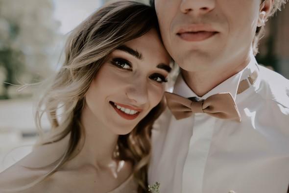 Вова и Аня, Wedding day - фото №24