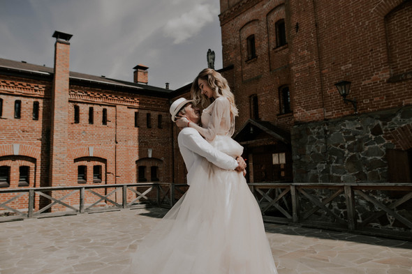 Вова и Аня, Wedding day - фото №4