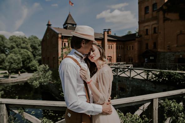 Вова и Аня, Wedding day - фото №5