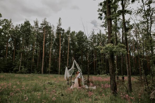 Вова и Аня, Wedding day - фото №51
