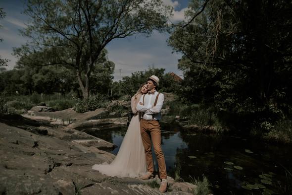 Вова и Аня, Wedding day - фото №20
