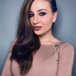 Алина Шапарей - стилист, визажист в Киеве - фото 1