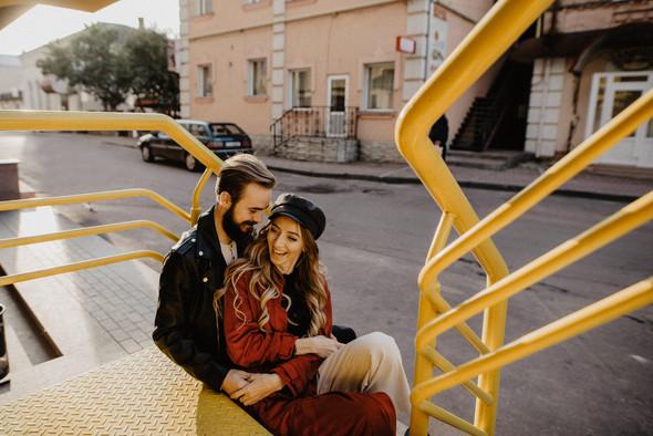 Тріша й Олег - фото №19