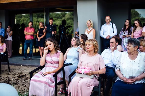 Teachers' wedding - фото №37
