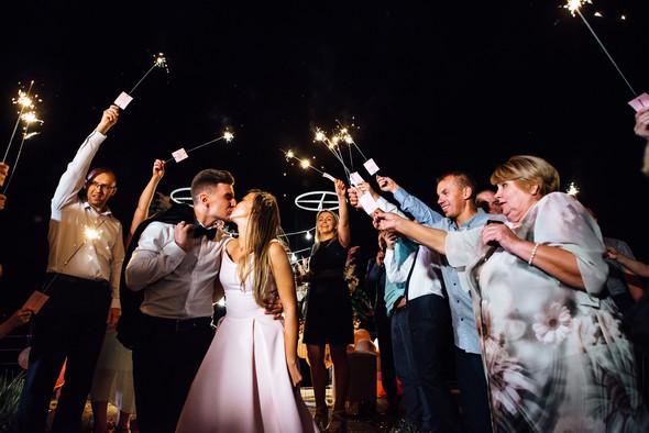 Teachers' wedding - фото №78