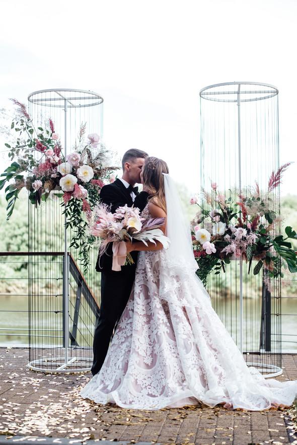 Teachers' wedding - фото №43