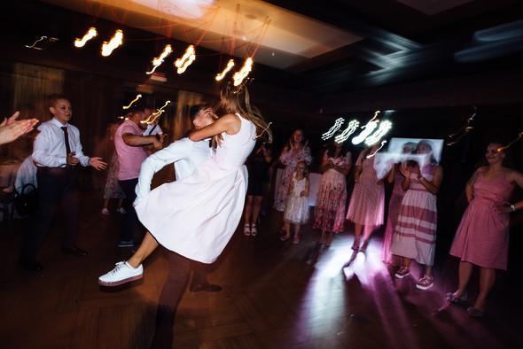 Teachers' wedding - фото №70