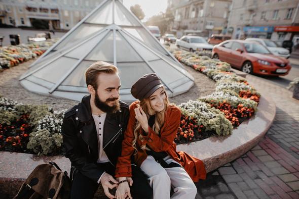 Тріша й Олег - фото №21