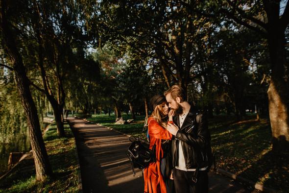 Тріша й Олег - фото №12