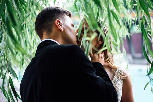 Teachers' wedding - фото №62