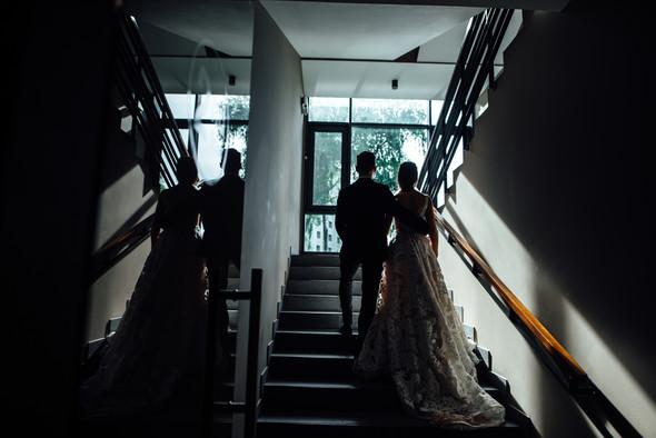 Teachers' wedding - фото №48