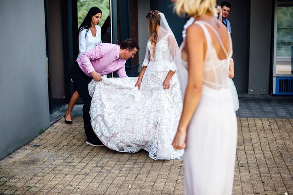 Teachers' wedding - фото №29