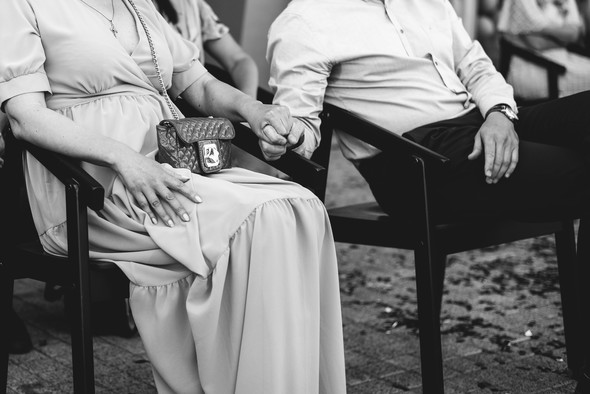 Teachers' wedding - фото №36