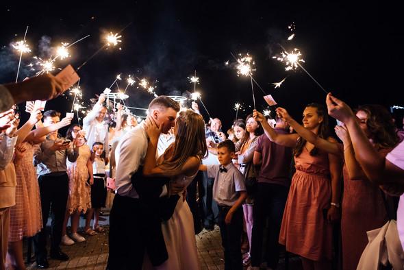 Teachers' wedding - фото №79
