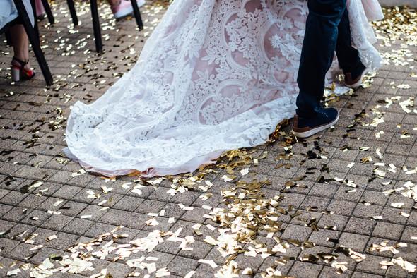 Teachers' wedding - фото №32