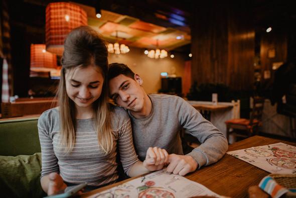 Даша и Женя - фото №52