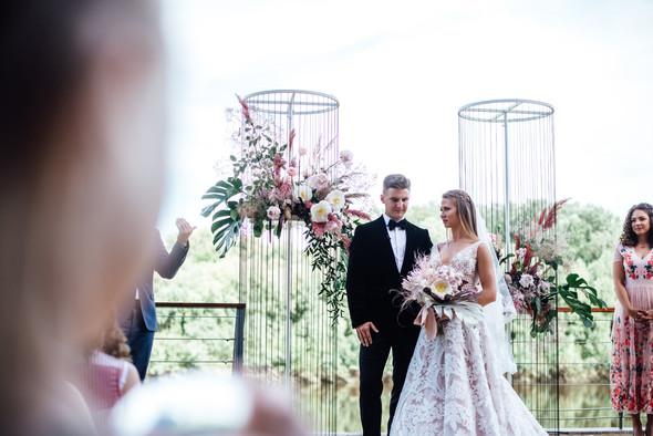 Teachers' wedding - фото №38