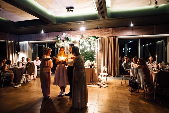 Teachers' wedding - фото №80
