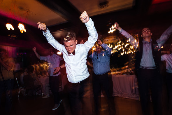 Teachers' wedding - фото №68