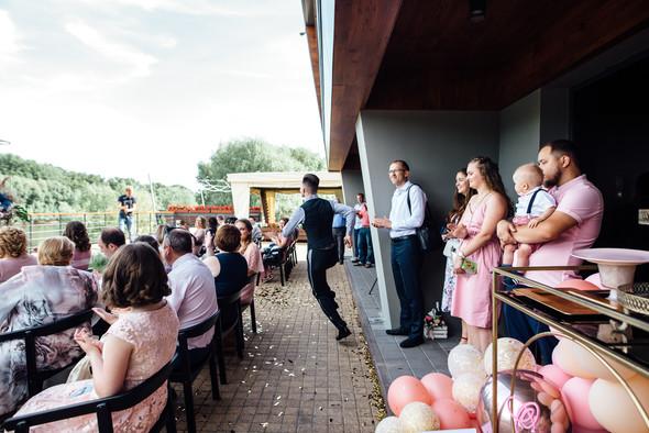 Teachers' wedding - фото №28