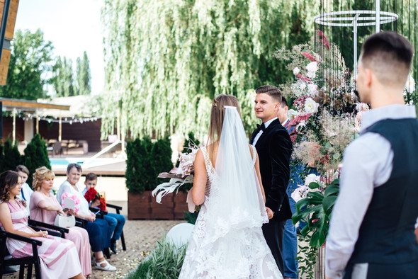 Teachers' wedding - фото №34