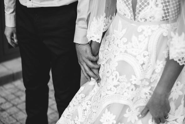 Teachers' wedding - фото №31