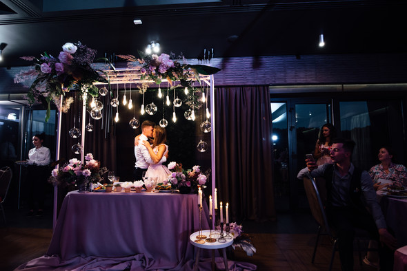 Teachers' wedding - фото №74