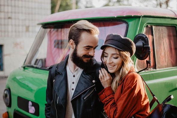 Тріша й Олег - фото №10