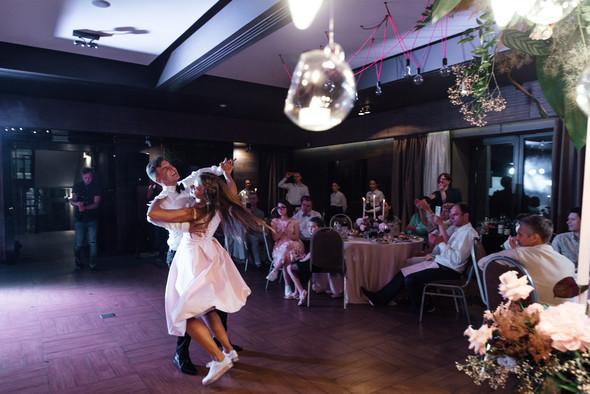 Teachers' wedding - фото №73
